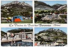 La Piscine Du Buis Les Baronnies  (camping Retro, Citroën Ds) - Buis-les-Baronnies