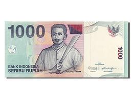 Indonésie, 1000 Rupiah, Type Capitaine Pattimura - Indonésie