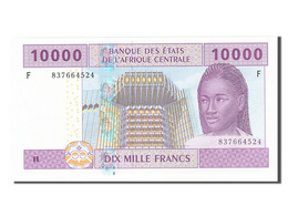 [#155037] Guinée Equatoriale, 10 000 Francs Type 2002 - Guinea Ecuatorial