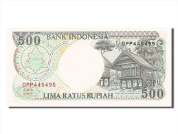 Indonésie, 500 Rupiah, Type 1992 - Indonésie