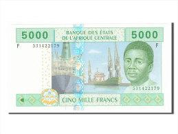 [#155039] Guinée Equatoriale, 5000 Francs Type 2002 - Guinea Ecuatorial