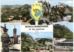 Buis Les Baronnies  Et Ses Environs (Mollans, Laborel, ...) - Buis-les-Baronnies