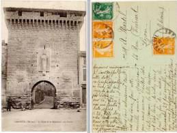 Chabeuil - La Porte Et Le Monument Aux Morts (bel Affranchissement) - France