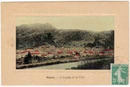 Nyons - L'Aygue Et La Ville - Nyons