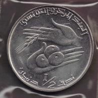 TUNISIE 1/2 DINAR 1976 FAO  KM# 303 - Tunisie