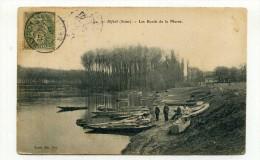 CP , 94 , ALFORT , Les Bords De La Marne - Autres Communes
