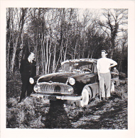 23641 - Photo Automobile Voiture Ancienne - Chalons Sur Marne Photographe Boulve - Fleur N° 805 ED 51