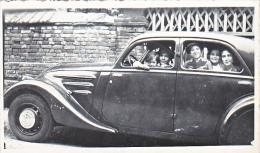 23642 - Photo Automobile Voiture Ancienne - Chalons Sur Marne Photographe Boulve - Enfant - Automobiles