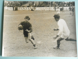 RUGBY - BEZIERS - Crochet D'André RIVIERE - Sports