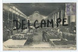 CPA - Société Française De Constructions Mécaniques (anciens Etablissements CAIL) - Atelier De Mécanique- - Unclassified