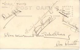 ALUMNAS DE COLEGIO SECUNDARIO CON EL DIRECTOR DEL COLEGIO BUENOS AIRES L'ARGENTINE CIRCA 1920 SIGNEE AU DOS - School