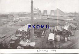 Béthune 14x10cm  1938 Rare Photo  Ancienne Issu D´ Un Magazine De Cette Année Là - Vieux Papiers