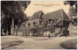 Courcelles, Par Serquigny, Les Communs - Serquigny