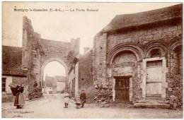 Montigny Le Gannelon - La Porte Roland - Montigny-le-Gannelon