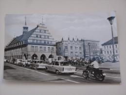 Greifswald Rathaus Am Platz Der Freundschaft - Greifswald