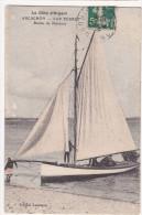 -cpa--arcachon-cap Ferret--bateau De Plaisance - Arcachon