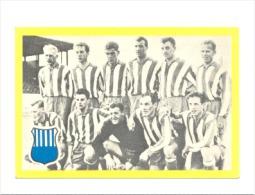 Chromo N°8 - Chewing Gum  - Football, équipe I.F.K. Göteborg- Zweden - Suède - Schweden (gr) - Chromos