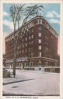 Massachusetts Springfield Y M C A Building