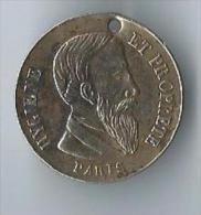 Médaille Commémorative De Foire/Hygiéne Et  Propreté/ Systéme Raspail/Paris/ Entre 1855 Et 1867  D439 - Medals