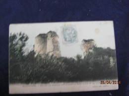 Montchauvet Ruines Du Chateau Fort - France