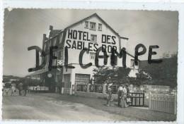 CPSM -Stella-Plage Hôtel Des Sables D´Or - France