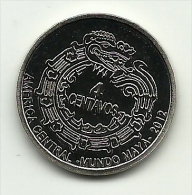 2012 - Maya 4 Centavos, - Altri – America