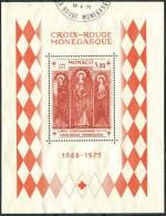 Monaco (1973) Bloc N 7 (o) - Blocs