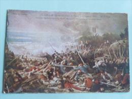 Guerre De Crimée - La Gorge De MALAKOFF Le 6 Septembre 1855 - History