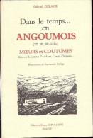 ROUILLAC DIGNAC NERSAC TORSAC 16 CHARENTE G DELAGE 287 PAGES MOEURS COUTUMES SORCIERS BANDITS LOUP GAROU - Aquitaine