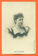 La Reine De Serbie - Carte Precurseur - Femmes Célèbres