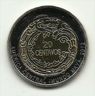 2012 - Maya 20 Centavos, - Monete