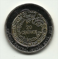 2012 - Maya 20 Centavos, - Altri – America