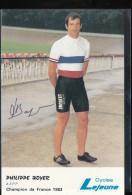 Philippe Boyer  (signet  ) - Sporters