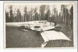 93-le Bourget-aviation-carte Photo-accident (1) - Le Bourget