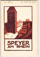 Speyer Am Rhein - 1929 - Livres, BD, Revues