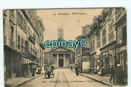 Bf - 56 - LORIENT - La Bretagne Pittoresque - La Rue Du Morbihan - L'église St Louis  - édition LL - PRIX FIXE - Lorient