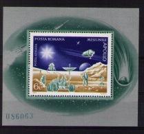 ROMANIA 1972 Apollo - Space