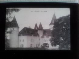 CPA D01 Bohas Chateau - Non Classés