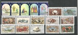Année 1985.   17 T-p  Neufs **.  Côte  35,00 € - Christmas Island