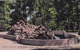 Monkey Mountain Potter Park Lansing Michigan