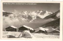 L'hiver à St Bon Courchevel écrite 1947 - TTB - Courchevel