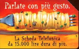 TELECOM SPAGHETTI PASTA - Alimentazioni