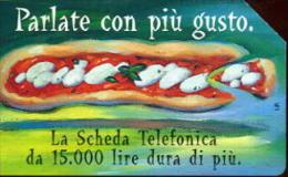 TELECOM PIZZA - Alimentazioni