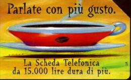TELECOM CAFFE' - Alimentazioni