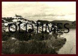 CONSTANCIA - VISTA PARCIAL - MARGEM DO RIO TEJO - 1960 REAL PHOTO PC - Santarem