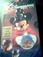 Cassette Vidéo De Présentation DeDisneyland Paris, Durée 30 Mns, Neuve Et Emballée - Cassettes Vidéo VHS