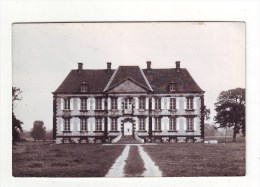 Cpsm Photo  Chateau D´annoville - Unclassified
