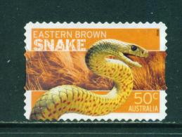 AUSTRALIA  -  2006  Dangerous Australians  50c  Self Adhesive  Used As Scan - 2000-09 Elizabeth II