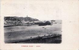 ADEN (Jemen) - Steamer Point, Karte Um 1900 - Jemen
