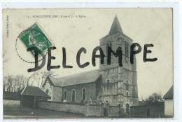 CPA- Foncquevillers - L'Eglise - Frankrijk